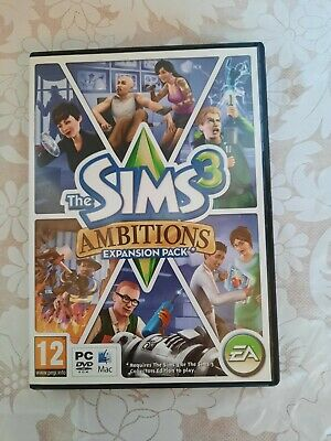 £9.99 • Buy The Sims 3: Ambitions (PC: Mac, 2010)