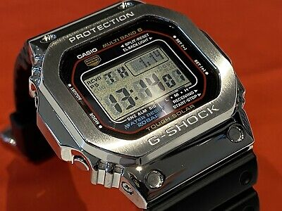 £45 • Buy New Full Metal Square Custom 5610 Series Bezel To Fit Casio G-Shock And More....