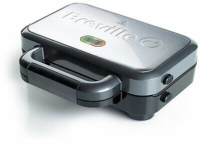 £26.99 • Buy Breville Deep Fill Sandwich Toaster And Toastie Maker With Removable Plates, Non