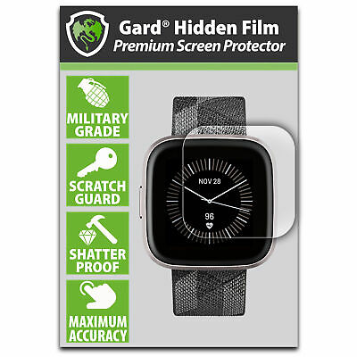 $ CDN8.50 • Buy Gard For FITBIT VERSA 3 SCREEN PROTECTOR Military Shield - Pack Of 6