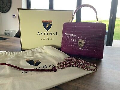 £325 • Buy Gorgeous Brand NEW! Aspinal Of London -  Midi Mayfair Bag (mid Size) Cost £595!!