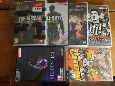 PC Games - New Sealed And CD-Key Unused • 29.99£