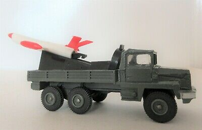 £55 • Buy Dinky Toys Berliet Gazelle Missile Launcher Truck -  Dinky Toys Military Models