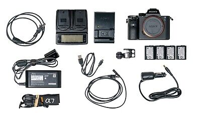 AU1803.08 • Buy Sony A7s Ii With 4 Batteries And Watson Dual Charger