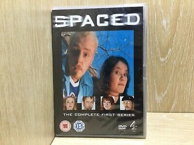£6.99 • Buy Spaced The Complete First Series 1 DVD New & Sealed Simon Pegg C4 Comedy