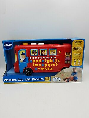 £22 • Buy VTech Playtime Bus With Phonics