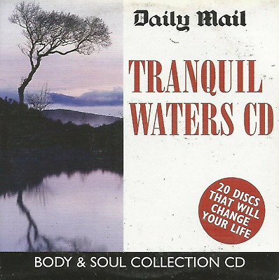 £1.95 • Buy Tranquil Waters: Body & Soul Collection - Daily Mail Promo CD - Free P&P - Mint