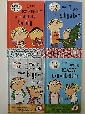 £9 • Buy Charlie And Lola Book Bundle  Great Condition