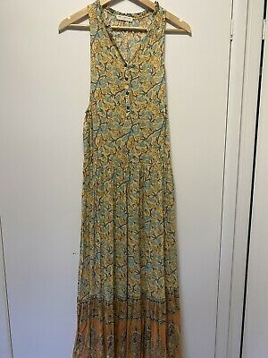AU190 • Buy Spell And The Gypsy - Delirium Maxi Dress Size XL