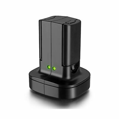 £17.20 • Buy For Xbox 360 2 Pack Rechargeable Battery Pack With Dual Charging Station Dock...