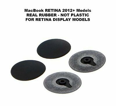 $7.99 • Buy Infinite Products Bottom Base Rubber Feet Foot Pad For Apple MacBook Pro & Ma...
