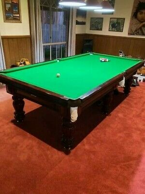 AU2500 • Buy  ACE  Billiards Table / Pool Table 9 Ft X 4.6Wentworth Model