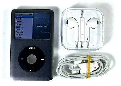 £119.99 • Buy Apple IPod Classic 7th Gen Grey 160GB Good Condition Works Perfectly