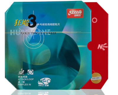 AU29 • Buy DHS Hurricane 3 Neo Table Tennis Rubber