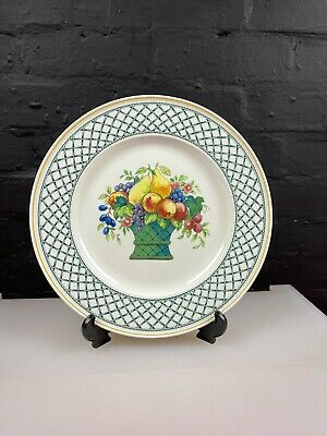 £44.99 • Buy Villeroy And & Boch Basket Round Platter Buffet Plate 12.75  3 Available
