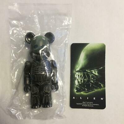 $56 • Buy H Alien BearBrick 100% Series 31 Horror  Be@rBrick