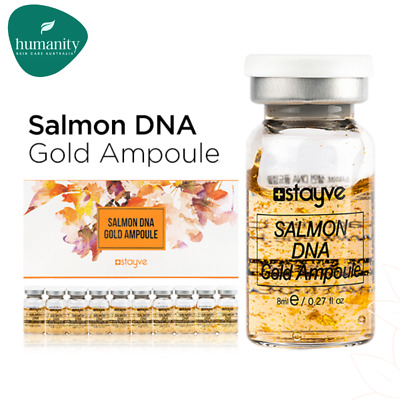 AU179 • Buy AUTHENTIC Stayve Booster Salmon Gold Ampoule - 12pk