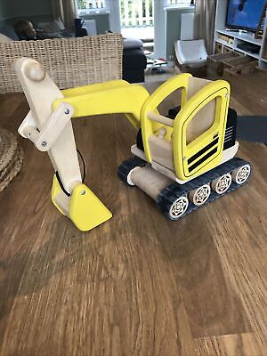 £22 • Buy PinToy Digger Wooden Toy