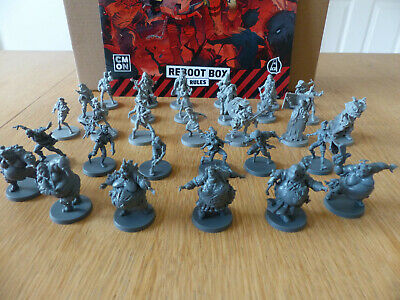 £36.99 • Buy Zombicide 2nd Edition Daily Zombie Spawns + Rules Book! Kickstarter Exclusive