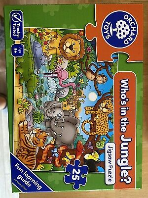 £7.50 • Buy Orchard Toys Jigsaw Puzzle