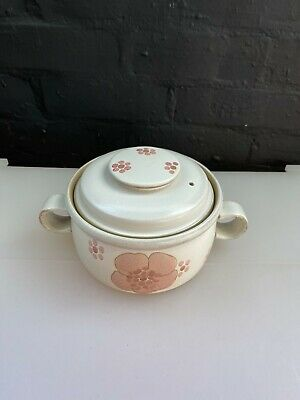 £15.99 • Buy Denby Gypsy 2 Pint Covered Looped Handles Casserole Dish Last 1 Available