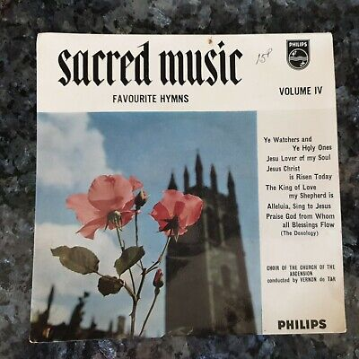 £1.50 • Buy Choir Of The Church Of The Ascension Conducted By Vernon De Tar - Sacred Music