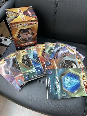 Doctor Who The Darksmith Legacy Collection Of 10 Paperback Books In Presentation • 6.10£