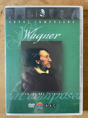 £4.99 • Buy Great Composers - Wagner [DVD] BBC TV Documentary