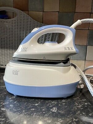 View Details Easy Home Steam Generator Vertical Steaming Iron 6253 Blue & White • 8.00£