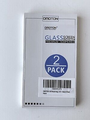 AU8 • Buy Omoton Glass Screen Protector Premium 9H Tempered For IPhone 5/SE/5S/5C 2-pack