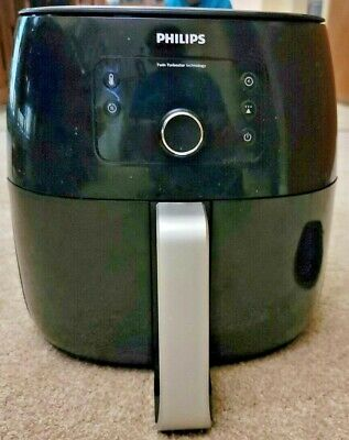 AU126.25 • Buy See Notes Philips Premium Digital Airfryer XXL Avance HD9654/96 With Accessories