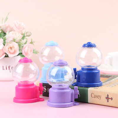 £2.73 • Buy Sweets Mini Candy Machine Bubble Toy Dispenser Coin Bank Kids Toy Home De PM