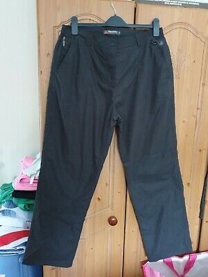 £12.50 • Buy Peter Storm  Lined Walking Trousers Size 16R