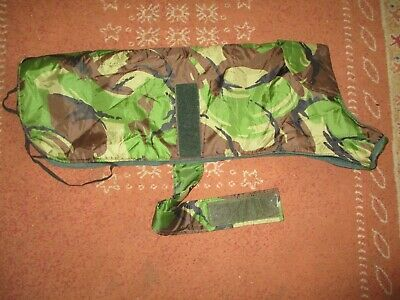 Large Dogs Camo Jacket Fleece Lined • 6£