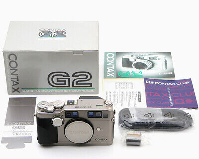 $ CDN2930.18 • Buy CONTAX G2 Body Contax Inspection Only Unused Item