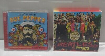 £6.99 • Buy The Beatles Sgt. Pepper's Lonely Hearts Club Band & Sgt Pepper Cd