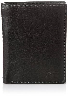 Camel Active Columbia Leather Wallet, Black - 214 703 60 - New With Tags • 23.95£