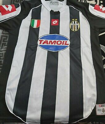AU150 • Buy Pavel Nedved Personally Hand Signed Juventus  2002/2003 Jersey + Coa