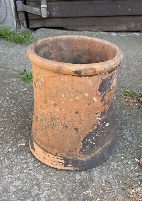 £35 • Buy Reclaimed Clay Chimney Pot / Planter - 300mm High X 250mm Wide