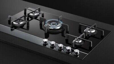 AU899 • Buy Fisher Paykel CG905DNGGB1 90cm Natural Gas Glass Cooktop