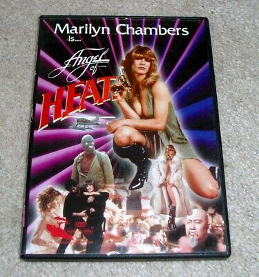 £35.39 • Buy Angel Of Heat DVD H.E.A.T. Marilyn Chambers Action Drive In Exploitation OOP