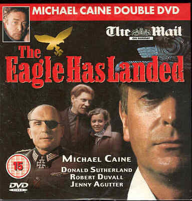 £1 • Buy THE EAGLE HAS LANDED - Great British War Film Starring Michael Caine - DVD