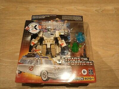 Transformers Ghostbusters Ectotron Ecto-1 Transformer Action Figure Vehicle BNIB • 39.99£