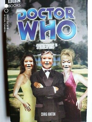 Doctor Who SYNTHESPIANS Craig Hinton • 12£