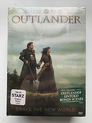AU30.89 • Buy Outlander:Season1-4 (DVD, Box Set) Collection Series Brand New In Factory Sealed