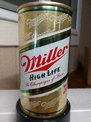 $2.49 • Buy Miller High Life 12 Oz Beer Can S/S Miller Brewing Milwaukee WI USBC 94-16