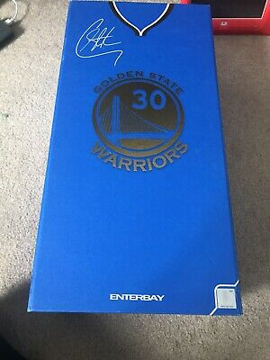 $500 • Buy ENTERBAY HD Masterpiece NBA Stephen Curry Genuine Collectible Action Figure