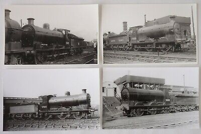 4 BR(M) Ex CR 3F 0-6-0 Tender Engine Photos - Ex Caledonian Railway - Lot 3156 • 1.99£