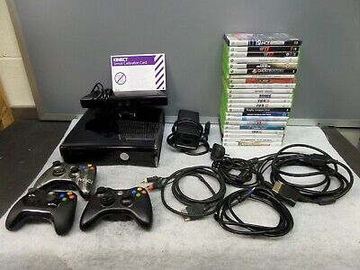 AU35.76 • Buy Xbox 360 Console And Games Bundle.