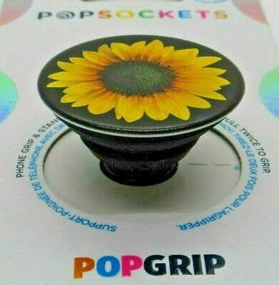 AU12.32 • Buy PopSockets Phone Grip Stand SUNFLOWER POPGRIP PopSocket